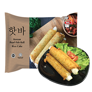 ML - Korean Pearl Fish Roll
